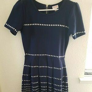 M Lularoe Elegant Amelia dress